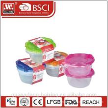 Micro-onde en plastique alimentaire contenant 1.5L(1pc)
