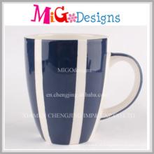 Caneca cerâmica elegante da fabricação de China