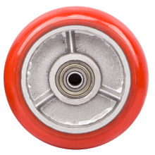 Высокое качество Heavy Duty Single PU Caster Wheel