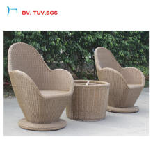 2016 Flower Pot Shape Cofffee Chair and Table (CF1467T)