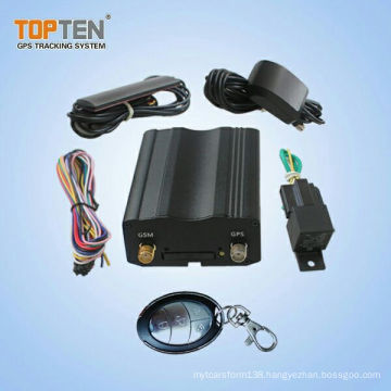 GPS Tracking System with GSM, GPRS, SMS, 850/900/1800/1900MHz (TK103-KW)