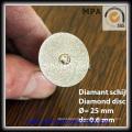 Diamond Hand Saw Blade for Gemstone Polish