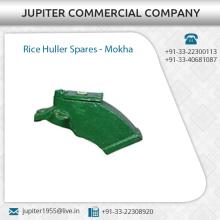 Pièces de rechange de machine au riz Huller disponibles pour l'approvisionnement en exportation