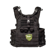 Manufacture directly supply Molle type tactical bullet proof plate carrier