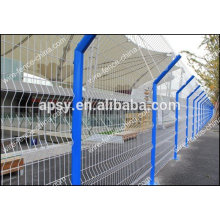 D-type Post wire mesh fence /Protective fence/Highway guardrail