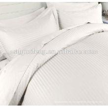 Tela de materia textil casera peinada 100% del satén del algodón 60 * 40 173 * 120 110 '' 142gsm