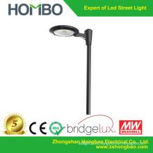 La alta calidad IP65 impermeabiliza la lámpara al aire libre llevada brillante estupenda del jardín de la luz 20W ~ 50W del jardín la garantía de 5 años llevó la luz