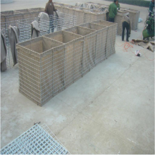 Bastion Defensive Hesco Barriers Tembok Wall Defensive Wall