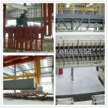 Machine de fabrication de blocs AAC de bonne qualité avec un prix compétitif