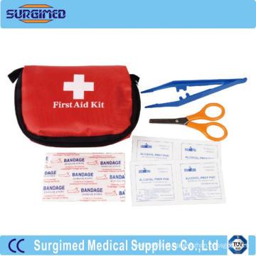 Kit de primeiros socorros para uso veterinário médico / set