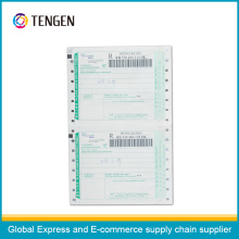 Custom Printing Barcode Air Waybill for Tracking Package