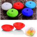 FDA Silicone Ice Ball Lolly Mould Makanan Freezer