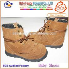 Alibaba China nuevos zapatos del invierno de los vaqueros de la manera para los niños