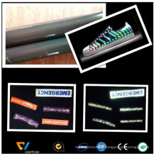 TPU reflective logo / marks / label for shoes ,clothes and bags
