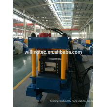 metal c z purlin cold roll forming machine