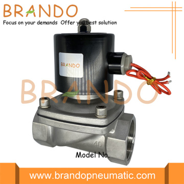 2S400-40 2S Series 1-1 / 2 '' Electric Water Solenoid Valve