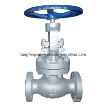 JIS Stainless Steel Globe Valve with Flange End