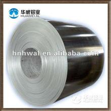 Feuille d'aluminium pour l'emballage alimentaire
