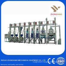 MCHJ series automatic complete set rice milling plant price