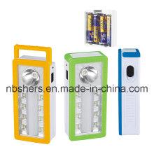 3 fonctions LED lampe de secours