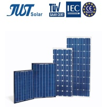 Califique una calificación de 145W Mono cargador solar fabricado en China