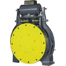 Máquina magnética sin engranaje de imanes permanentes para elevadores (GETM1.9A)