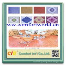 2014 novo Design quente venda interior esponja plástica doméstica Vinyle chão