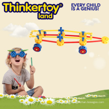 Creative Toys Building Block for Kids in Car Shape