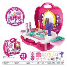 Boutique Playhouse brinquedo de plástico para Moda-Dresser
