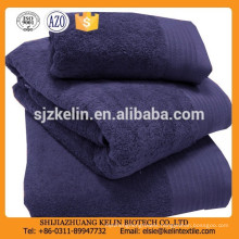 hot sale plain weave home 100% cotton caro bath towels