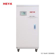Super low voltage 80~275v servo stabilizer single phase 15kva ac automatic voltage regulator