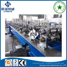 Automatic c channel purlin roll forming line