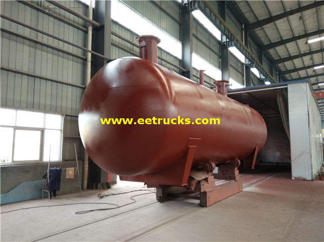 25 CBM Mounded LPG Tanks