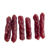 crystal duck sausage healthy pet food for dog chews