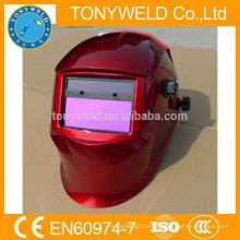 Capa de soldagem de capacete de soldagem industrial