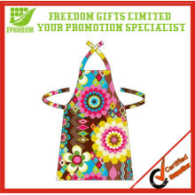 Eco-friendly Material Top Quality Logo Printed Apron