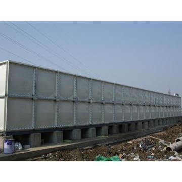 50000 liter GRP Panel Watertank UAE