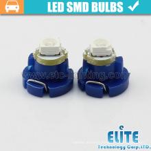 Iluminación 3528SMD T3 T4.2 Potencia 1W DC 12V 24V Xtremely Súper Brillante Blanco Ámbar Azul Verde LED Bombillas LED para señal de luz de giro