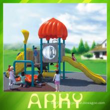NOUVEAU DESIGN CHILDREN SIMPLE SLIDE OUTDOOR PLAYGROUND