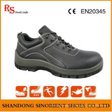 Sapatos de segurança protetores de PU com resistência ao resfriamento RS003