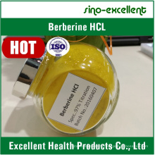 Hydrochlorure de Berberine 100% naturel / Berberine HCl