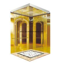 Ascenseur de passager de construction