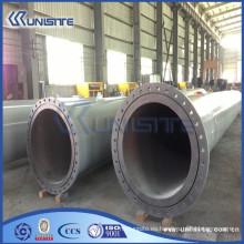 Tubos de acero para construcción de buques personalizados para draga (USC4-011)