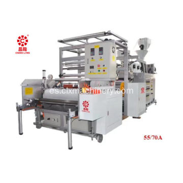 CL-55 / 70A LLDPE Extrusion Stretch Film Plant
