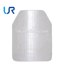 Multi-curve 9mm Kevlar Aramid Level NIJ III 0101.06 Bulletproof Plate / Ballistic Plates