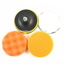 1x Schwamm Kegel Metall Polierschaum Pad Wolle Polieren Polieren Ball-Wählen Sie Farbe