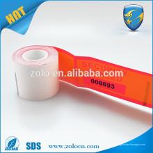 Frasco de suco de frutas impermeável adesivo etiqueta de vinil etiqueta impressão