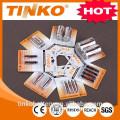 4pcs/2pcs for shrink heavy duty R6P aa 1.5v um3 battery
