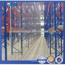 Guardia de alambre anti-colapso de almacenamiento en almacén