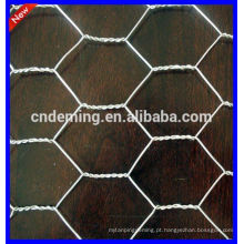 Rede de fio de galinha, rede de fio hexagonal, malha de arame de aves